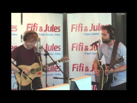 Ed Sheeran and Passenger- No Diggity/Thrift Shop
