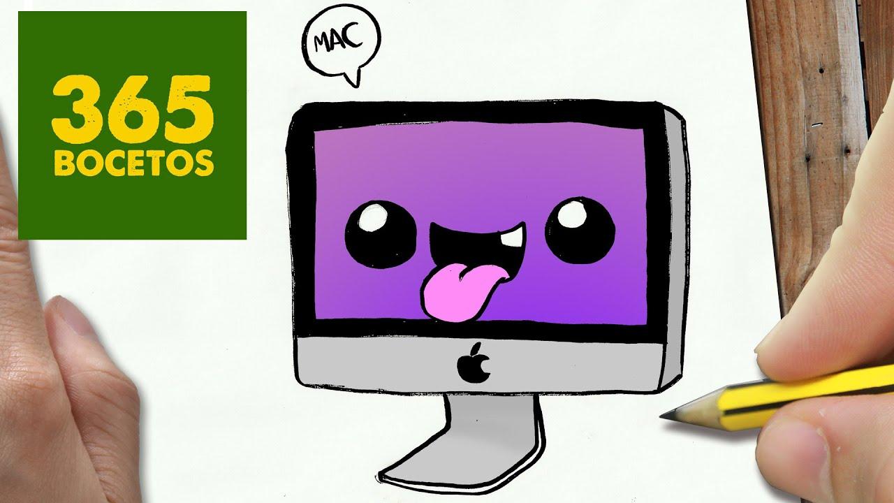 Dibujar 365 Computadora Bocetos