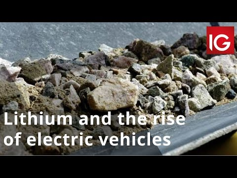 What Does The Rise Of Electric Vehicles Mean For Lithium?