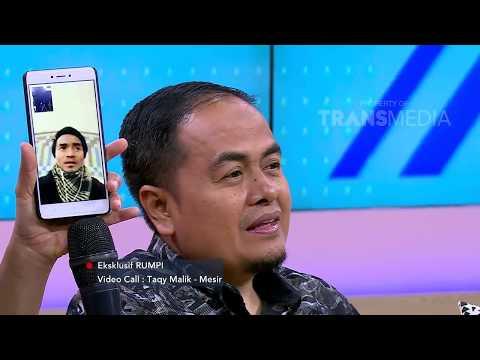 RUMPI - Taqi Minta Maaf Pada Sunan (27/12/17) Part 3