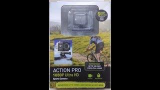 Itek ACTION PRO 1080P ultra HD Sports camera | video quality test