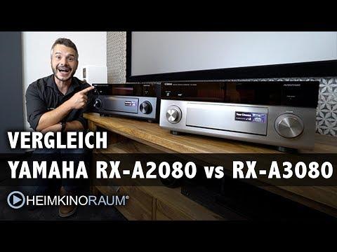 Vorstellung Yamaha RX-A2080