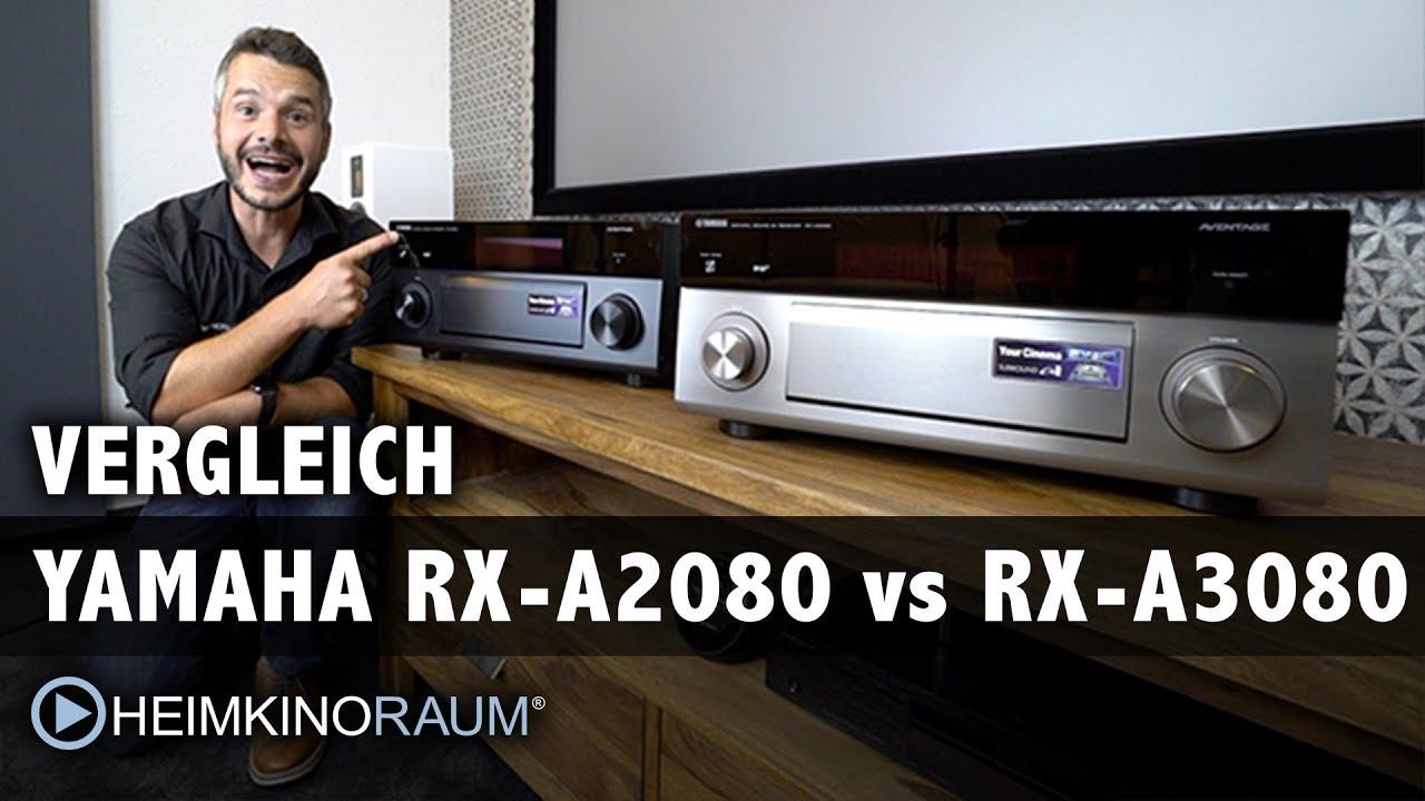 vorstellung yamaha rx a2080 und rx a3080 av receiver youtube. Black Bedroom Furniture Sets. Home Design Ideas