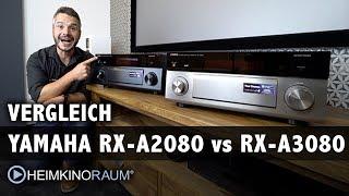 Vorstellung Yamaha RX-A2080 und RX-A3080 AV-Receiver