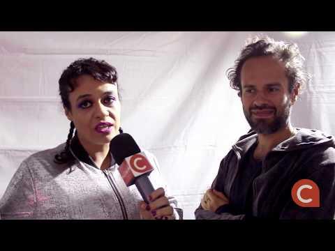 Culturaliza BH  Entrevista com Tulipa Ruiz e Marcelo Jeneci