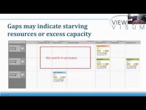 Introduction to VISUM Visual Project Portfolio Management Software