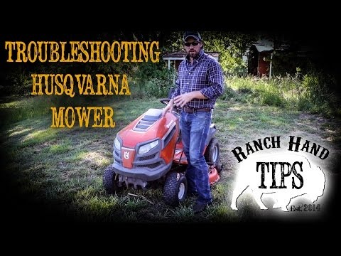 Husqvarna Troubleshooting Starting Issues - Ranch Hand Tips