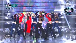 1080p 60fps 151029 f x 4 walls m countdown comeback stage