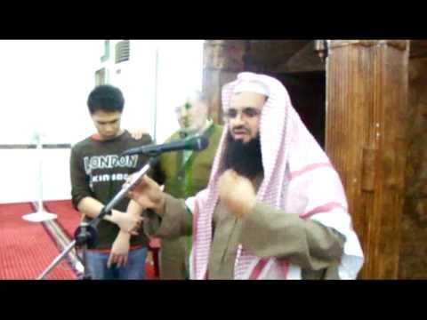 جمال أبو مرعي مسجد لطيفة riyadh cable new moslem jamal abu marie 7