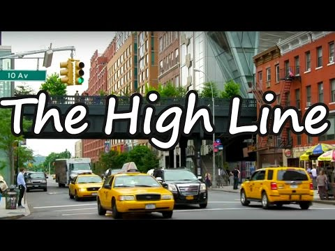 High Line Park Unveiled - New York Post from YouTube · Duration:  2 minutes 9 seconds