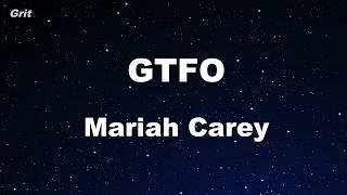 Baixar GTFO - Mariah Carey Karaoke 【No Guide Melody】 Instrumental