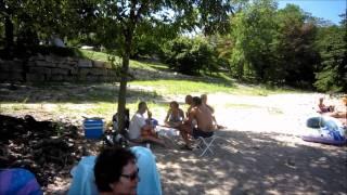 Ardèche, Camping A l'ombre des Sycomores, Lalevade d'Ardèche 8