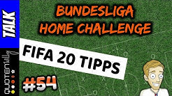 DARAUF WETTE ICH in der Corona-Pause ► Bundesliga Home Challenge (FIFA 20) ► QuotenWilly Talk #54