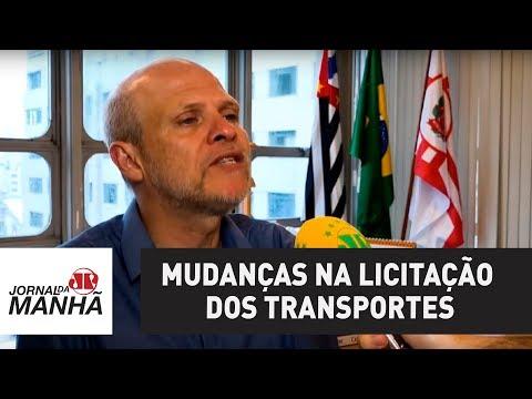 Prefeitura de SP garante que mudanças na licitação dos transportes não prejudicam passageiros