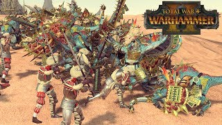 New World vs Old World Unit Testing // Total War: Warhammer II