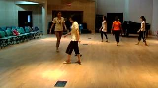 Repeat youtube video Dalcroze Workshop, Thailand 2008