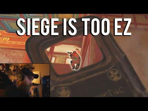 Quarantine Siege is Too EZ – Rainbow Six Siege