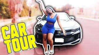 MY 2018 CHEVROLET CAMARO CAR TOUR  *SAY HI TO SKYLAR*