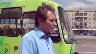 видео У Житомирі презентували перший електроавтобус