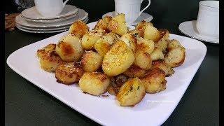 ЧУДО какой Хрустящий Картофель Рецепт 5 Star Возможно Вы Такой Картошки Не Ели