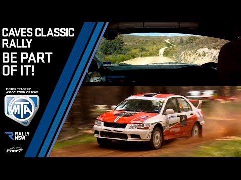 EVO Rally Car - Experience Rallying with Rally NSW