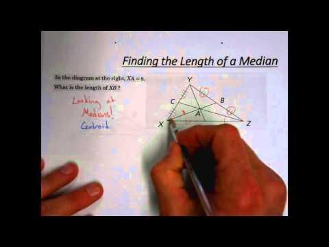 Medians and Altitudes (5-4)