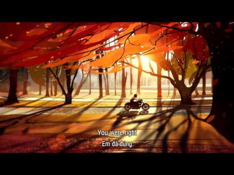 Lyrics + Vietsub || A R I Z O N A - I Was Wrong (Robin Schulz Remix)