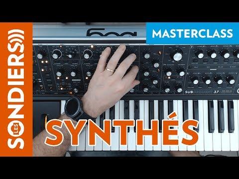 Comprendre le synthétiseur avec un Moog Subsequent 37 - Les masterclass du jeudi