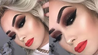 FULL GLAM | Sultry Makeup Tutorial thumbnail