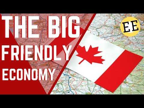 The Remarkable Economy Of Canada
