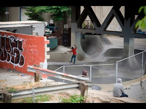 Iconic Portland skate park on front lines of gentrification