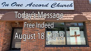 In One Accord Church Free Indeed