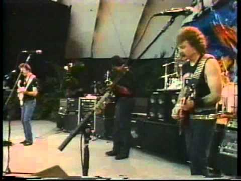 Doobie Brothers Cycles Tour Honolulu, Hawaii 1990 Full Conce
