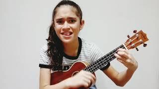 Martina Brugiati- Échame la culpa- Luis Fonsi & Demi Lovato- Ukulele cover