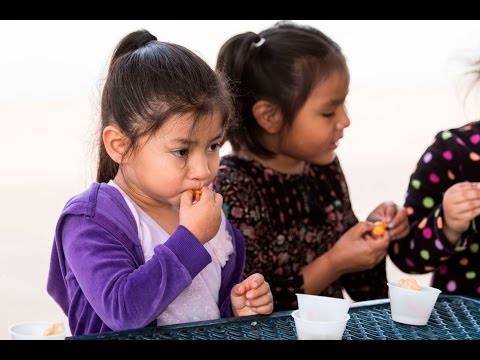 Moreno Valley Unified fresh fruit and vegetable program