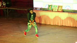 Chand chupa// badal me//dance video //free style