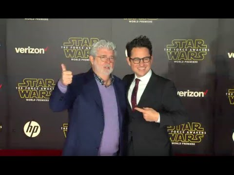 Star Wars - The Force Awakens: Red Carpet World Premiere Highlights