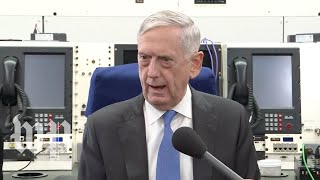 Mattis: 'ISIS is not done'