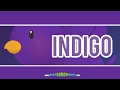 The Color Indigo Song |  Kids Songs with Action And Lyrics | KidsSongsClub Nursery Rhyme