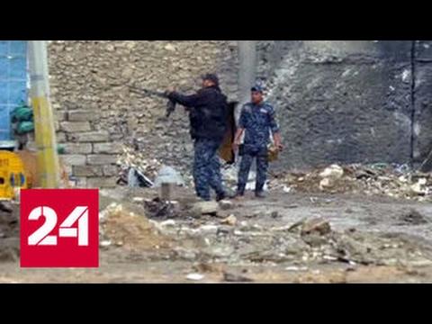 Жители Мосула: американская коалиция наносит удары по жилым домам