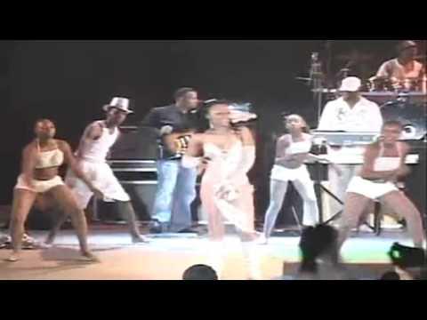 Samoya   Let It Rain, Live! Antigua Carnival 09