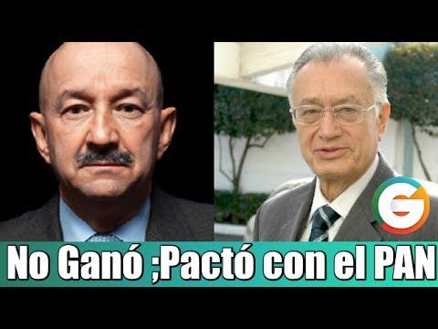 Salinas no ganó la elección del 88, pactó con el PAN: Bartlett