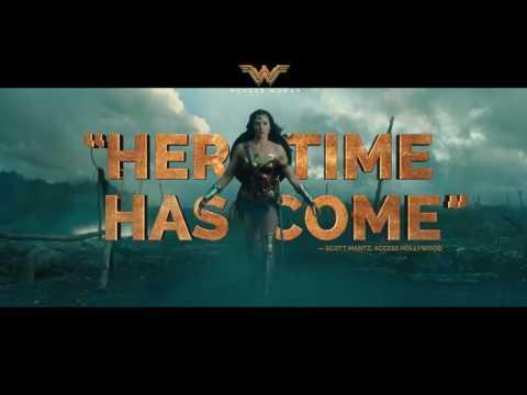 WONDER WOMAN TV Spot #13   Diana vs  Ares 2017 Gal Gadot DC Superhero Movie HD