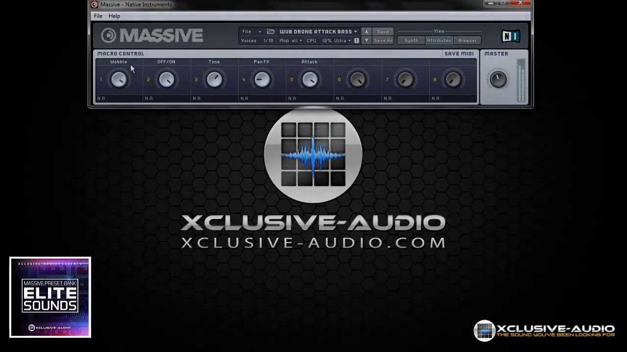 Massive: Elite Sounds