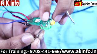 Easy way to make audio amplifier for laptop by our students