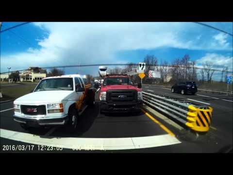 Road Rage Accident Street Rd Bensalem PA