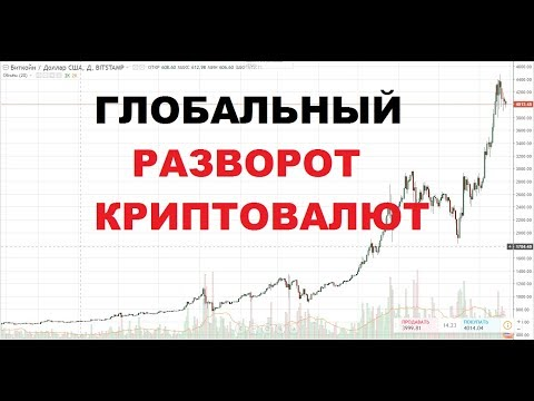 Bitcoin. Глобальное Падение Криптовалюты Скоро. Заработок на Криптовалютах.