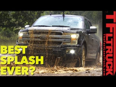 Would You Do This With a New 2018 $63K Ford F150 Platinum?