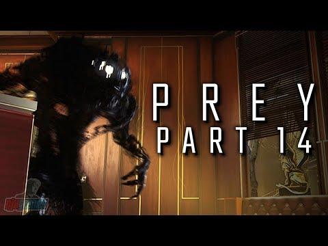 Prey Part 14   PC Gameplay Walkthrough   FPS Horror RPG Game Let's Play   Prey 2017
