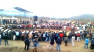 toros en huecorio michoacan 2011